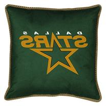 "Dallas Stars NHL ""Sidelines Collection"" Toss Pillow"