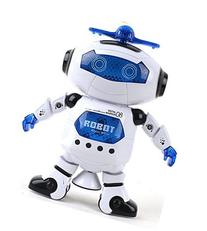 JIESLINK Dancing Robot -Musical And Colorful Flashing Lights