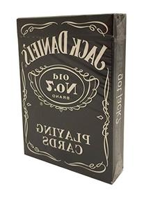 Jack Daniels Playing Card