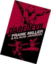 Daredevil by Frank Miller & Klaus Janson Omnibus