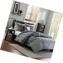Intelligent Design Daryl 5 Piece Comforter Set, Full/Queen,