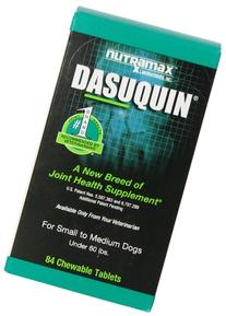 Dasuquin Chew MSM Large Dogs 84ct