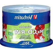 Verbatim DataLifePlus 95159 CD Rewritable Media - CD-RW - 4x