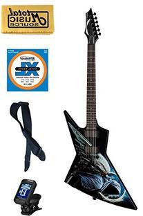 Dean Dave Mustaine Zero Angel of Deth II Guitar FREE Strings