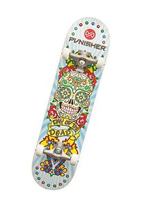 """Day of the Dead 31.5"""" Dual-Kick with Concave Complete"""