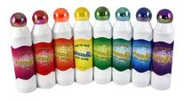 Dazzle Glitter Bingo Dauber Ink 12-Pack - Mixed Colors