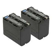 Maximal Power DB DB SON NP-950/F970 X2 2PCS MaximalPower