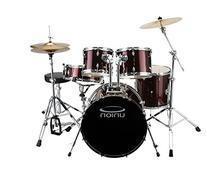 Union DB5770 5-Piece Jazz/Rock/Blues Drum Set with Hardware
