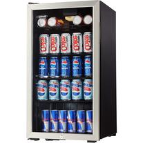 "Danby DBC120BLS 18"" Beverage Center with 3.3 Cu. Ft."