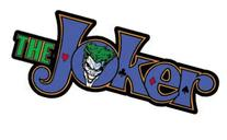 Licenses Products DC Comics Batman Joker Logo Sticker