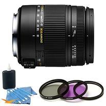 Sigma 18-250mm F3.5-6.3 DC OS HSM Macro Lens for Nikon AF