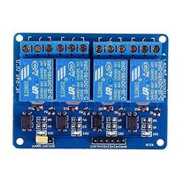 JBtek 4 Channel DC 5V Relay Module for Arduino Raspberry Pi