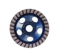 Bosch DC730H 7-Inch Diameter Turbo Row Diamond Cup Wheel