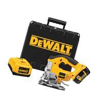 DEWALT DCS330L 18-Volt Cordless XRP Lithium-Ion Jig Saw Kit