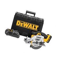 Dewalt DCS391P1 20V MAX Cordless Lithium-Ion 6-1/2 in.