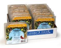 Heath Outdoor Products DD-21 Multi Grain Suet Cake, Case Of