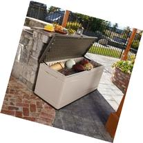Lifetime 130-Gallon Deck Box