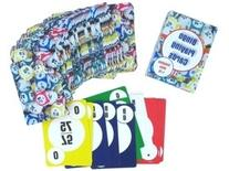 Professional Deck of Bingo Playing Cards