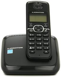 Motorola DECT 6.0 Cordless Phone with 1 Handset and Caller