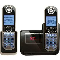 Motorola DECT 6.0 Cordless Phone with 2 Handsets, Digital