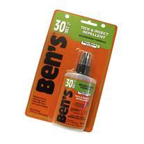 Ben's 30% Deet Tick & Insect Repellent 3.4oz Pump