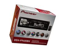 PIONEER DEH-P9400BH CAR CD/MP3 PLAYER; BLUETOOTH, HD RADIO