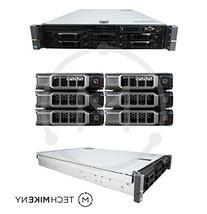 DELL PowerEdge R710 2 x 2.53Ghz E5540 Quad Core 72GB 6x 1TB
