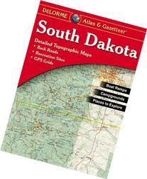 Delorme South Dakota Atlas & Gazetteer