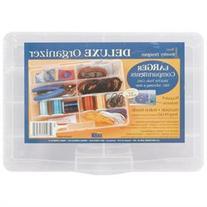 Deluxe Organizer-8 Compartments