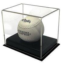 Deluxe Acrylic Softball Display