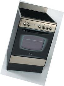 Avanti Deluxe DER241BS Electric Range - Freestanding - 24