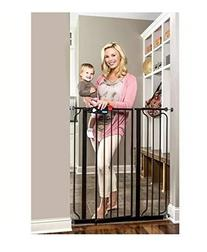 "Regalo Deluxe Easy Step 41"" Extra-tall Walk Through Pet &"
