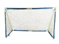 Champion Sports Deluxe Fold Up Goal, Blue