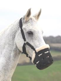 Shires Deluxe Grass Muzzle Full