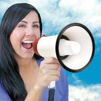 Deluxe Recordable Megaphone