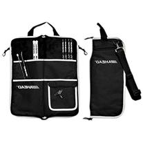 Ahead Deluxe Stick Bag Gray with Black Trim