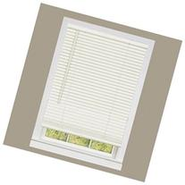 Deluxe Sundown GII Cordless Venetian Blind, 33 W x 64 L,