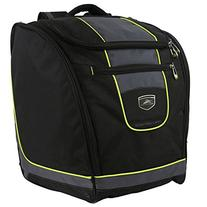 High Sierra Pro Series Deluxe Trapezoid Boot Bag, Black,