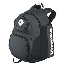 Demarini Aftermath Backpack, Charcoal