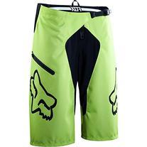 Fox Racing Demo DH Shorts - Men's Flo Yellow, 38