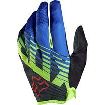 Fox Men's Demo Savant Gloves, Blue, Medium