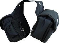 Top Quality Denier Saddle Bags, Heavy Duty Horse Trail Gear