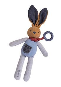 Kaloo Denim Musical Rabbit