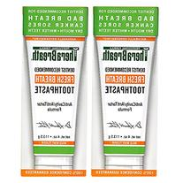 TheraBreath Dentist Recommended Fresh Breath Dry Mouth