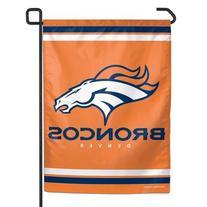 """NFL Denver Broncos WCR08367013 Garden Flag, 11"""" x 15"""