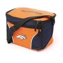 Denver Broncos Official NFL 12 inch x 8 inch x 7 inch Chill