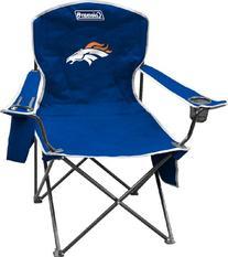 NFL Broncos Cooler Quad Chair