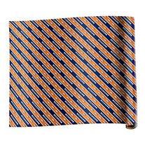 Denver Broncos Team Plane Wrapping Paper