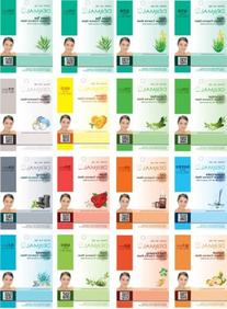 Dermal Korea Collagen Essence Full Face Facial Mask Sheet,