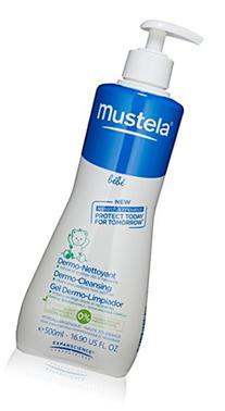 Mustela Bebe Dermo-Cleansing, 16.90 fl.oz